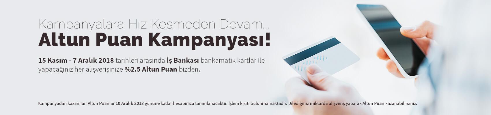 altungold iş bankası kampanyaları